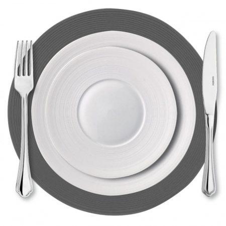 Csúszásgátló betét, tányéralátét szilikonból