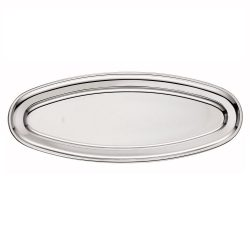 ENGLAND ovális tálca 60 cm (halas tálca)