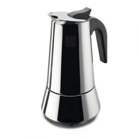 Rozsdamentes kávéfőző (6 személyes)