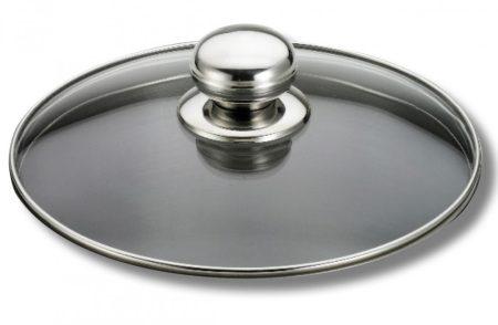 Futura hőálló üvegfedő 16 cm