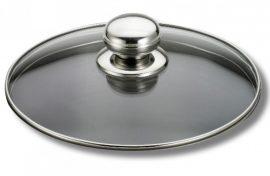 Futura üveg Fedő 14 cm /Pyrex/