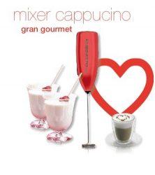 Capuccino Mixer elemes tejhabosító