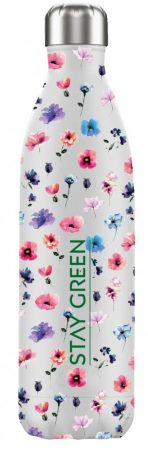 Stay inox  termosz virágos  350 ml