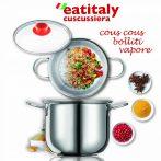 Eat Italy kuszkusz főző 26 cm